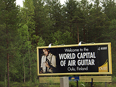 Air Guitar Capital